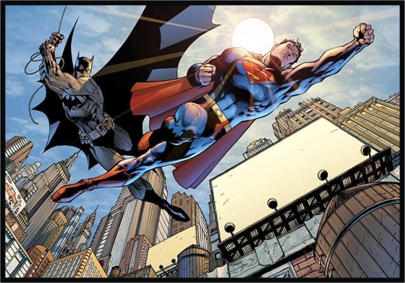 BatmanVsSuperman0 Análise: quem vence uma luta real entre Batman e Superman?