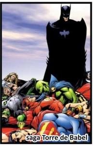 BatmanVsSuperman09-TorreBabel-213x300 Batman vs Superman Parte II - Liga da Justiça de Grant Morrison perpetua a distorção