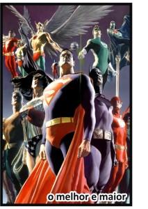 BatmanVsSuperman14-LJA-213x300 Batman vs Superman Parte VII – O veredito é: essa luta tem uma vitória fácil e lógica