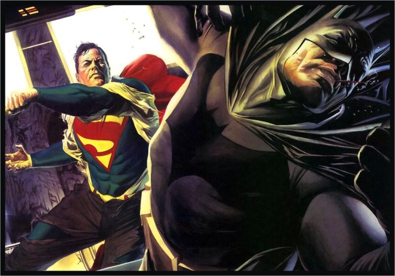 BatmanVsSuperman14-SupermanGanha Batman vs Superman Parte VII – O veredito é: essa luta tem uma vitória fácil e lógica