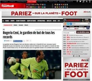 RogerioCeniM1to99-300x262 Rogério Ceni é o maior goleiro da história do futebol