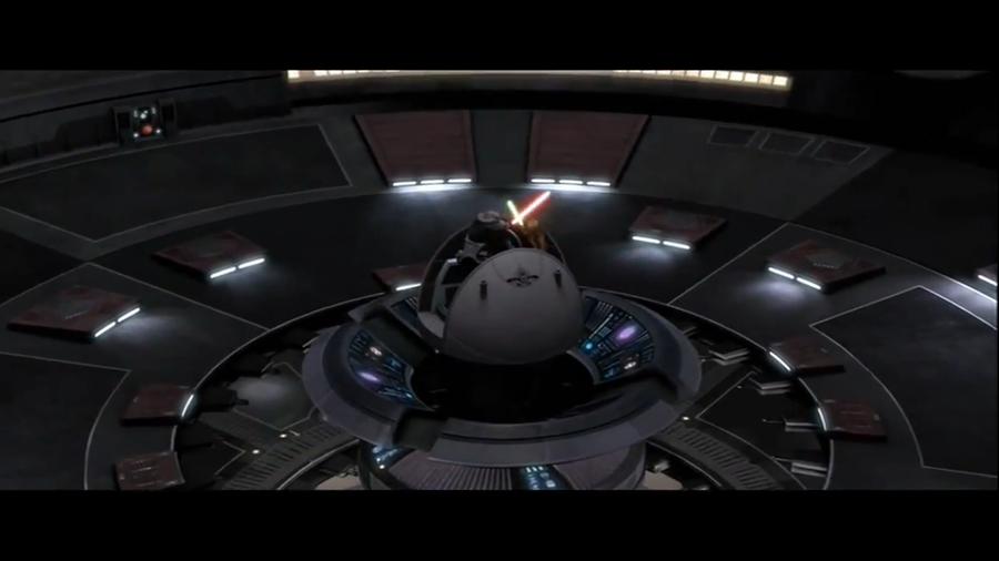 YodaVsPalpatine7 Cenas épicas: as metáforas de Yoda vs Palpatine (Darth Sidious)