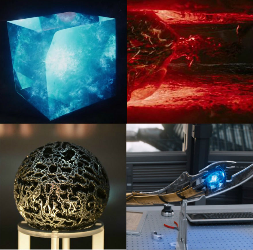 JoiasdoInfinito Saiba mais sobre Thanos e as Jóias do Infinito dos filmes da Marvel