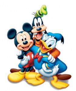 Disney-characters-251x300 Dúvida cruel: a (falta de) lógica das roupas dos cartoons Disney