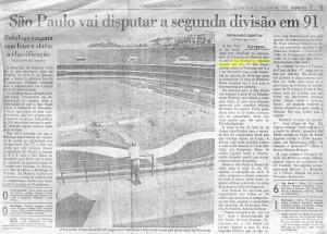 SPFC1990a-300x215 O São Paulo já foi rebaixado? - A resposta definitiva e incontestável