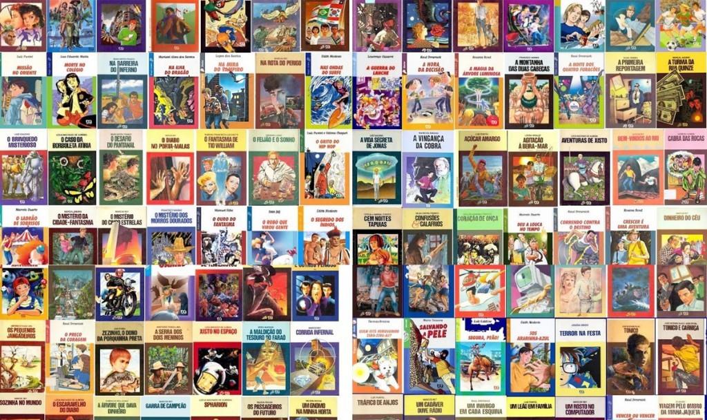 """colecaovagalume-1024x608 """"Deixe seu filho ler quadrinhos"""" ou então """"Como fui da Turma da Mônica ao Shakespeare"""""""