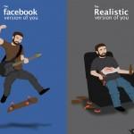 As 20 mentiras mais frequentes que contamos no Facebook