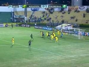 PalmeirasMirassol-300x225 Palmeiras Século XXI: uma humilhação por ano desde 2000