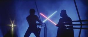 SWLuke_vs_Vader-300x126 Saiba mais sobre o que é Star Wars e qual sua importância