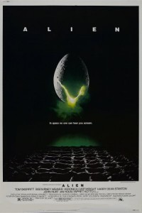 Alien-200x300 Star Wars é ficção científica - Parte II - Analisando a saga de forma criteriosa