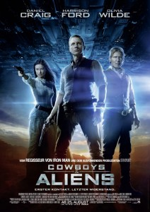 CowboysAliens-212x300 Star Wars é ficção científica - Parte II - Analisando a saga de forma criteriosa