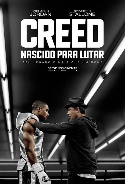 Creed_Cartaz Crítica: Creed - Nascido para Lutar