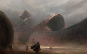Duna-300x188 Star Wars é ficção científica - Parte III - Desmistificando argumentos contrários