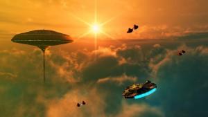 StarWarsCloudCity-300x169 Star Wars é ficção científica - Parte III - Desmistificando argumentos contrários