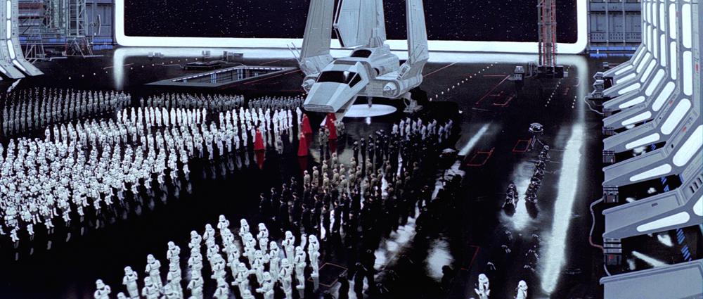 StarWarsImperadorEstrelaMorte Star Wars é ficção científica sim