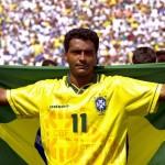 Romário maior que Ronaldo Fenômeno