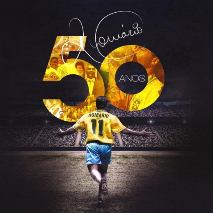 romario50 Romário maior que Ronaldo Fenômeno
