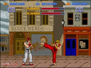 ryu-vs-ken-300x225 Street Fighter: 25 anos de porradaria!