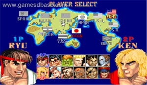 street-fighter-ii-character-select-screen-300x175 Street Fighter: 25 anos de porradaria!
