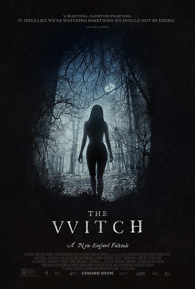 A-Bruxa_cartaz Crítica: A Bruxa (The Witch - A New England Folktale)
