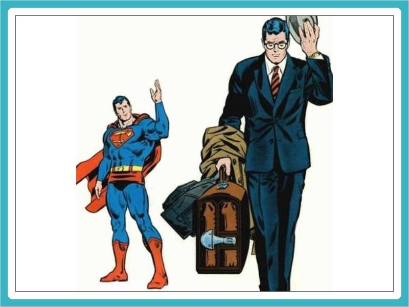 MotivosDisfarceSupermanFuncionarClarkSupermanJuntos Top 7 explicações sobre o disfarce do Superman