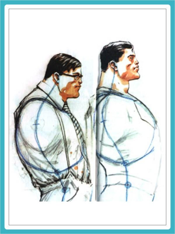MotivosDisfarceSupermanFuncionarNaoSaoSoOculos Top 7 explicações sobre o disfarce do Superman