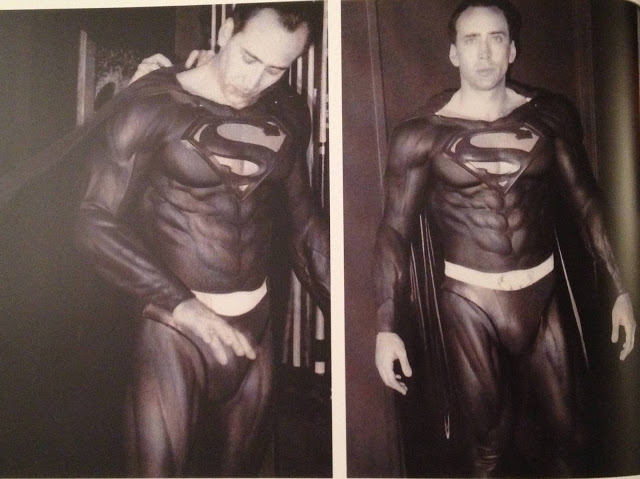 Superman_Nicolascage Batman e Superman nos Cinemas