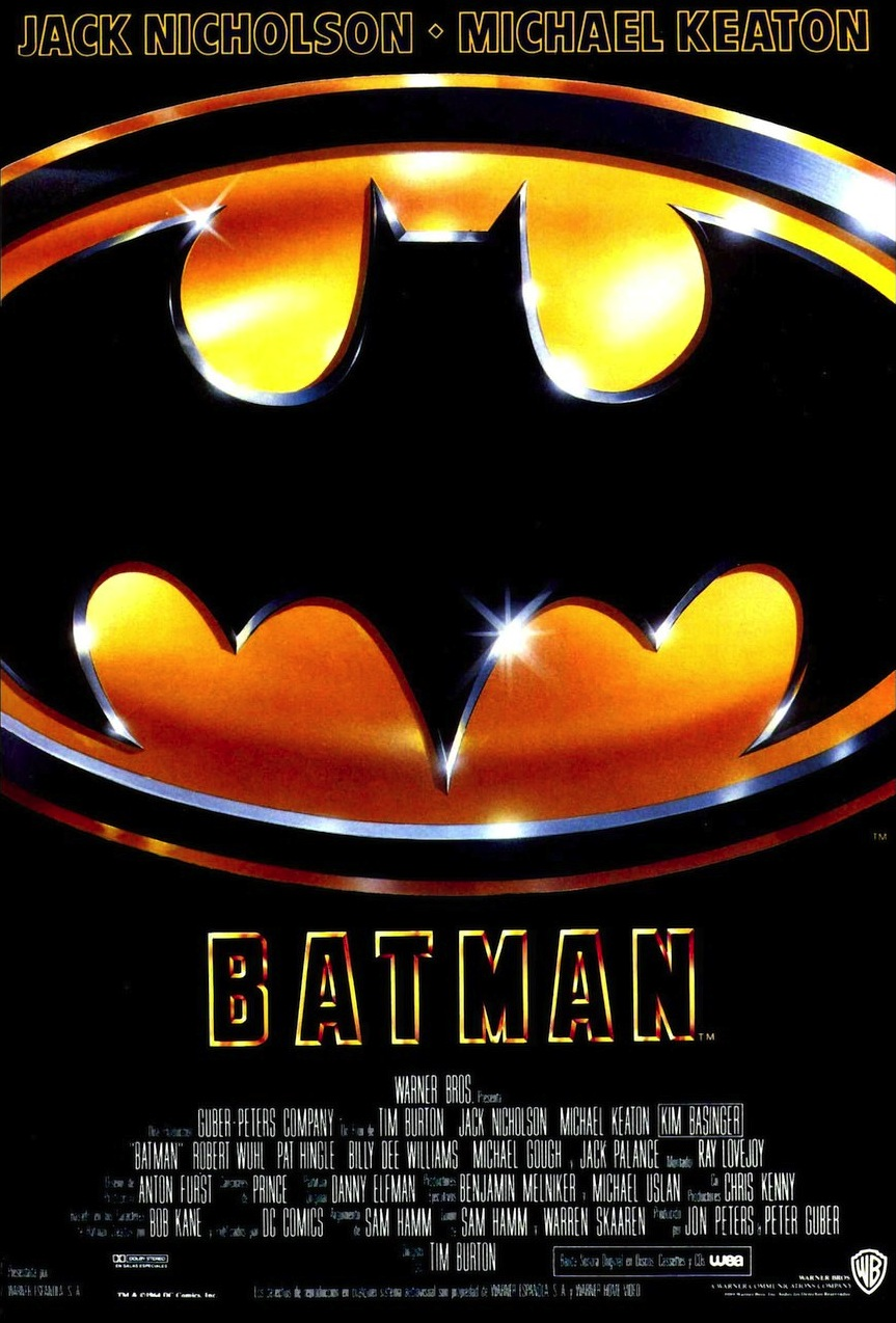 batman-tim-burton Crítica: Batman