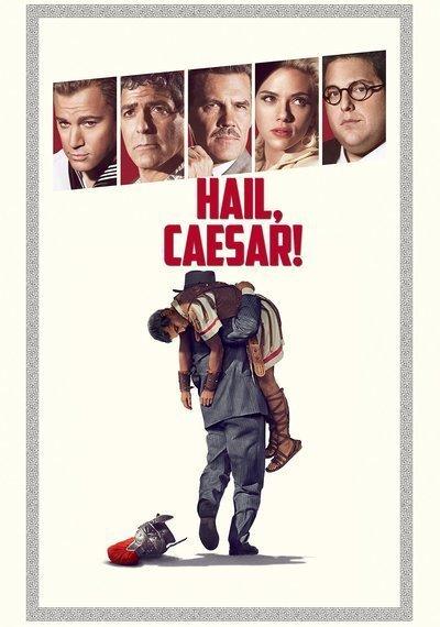 HAIL-CAESAR_Cartaz Crítica: Ave, César (Hail, Caesar)