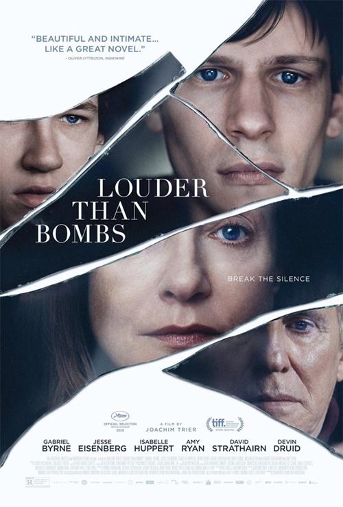 Mais-Forte-Que-Bombas-Poster Crítica: Mais forte que Bombas (Louder Than Bombs) - Dica Netflix