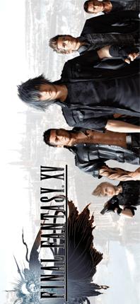 final-fantasy-xv Top 5 - Melhores jogos da série Final Fantasy