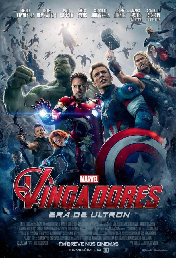 vingadores_1 Crítica: Vingadores 2 - A era de Ultron (Avengers - Age of Ultron)