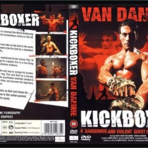 "DVDKickboxer1-300x300 Piores filmes do mundo: ""Franquia"" Kickboxer"