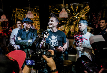 blink-182 O retorno de Blink 182 e Red Hot Chili Peppers!