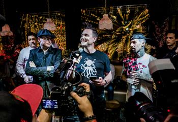 blink-182 O retorno de Blink 182 e Red Hot Chili Peppers!