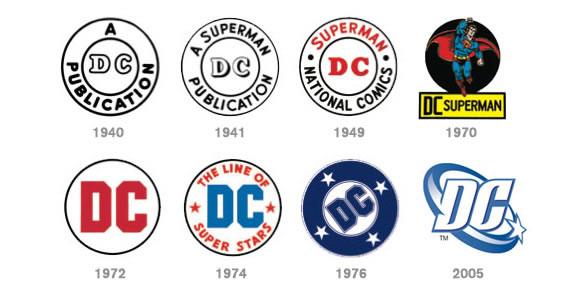 dclogos DC muda seu logotipo para lançar Rebirth