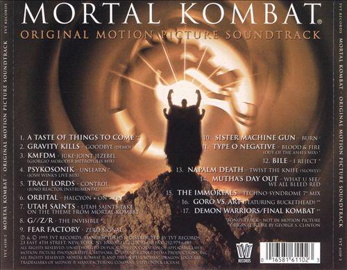 MI0001222343 Resenha do primeiro disco da minha vida: Mortal Kombat Soundtrack