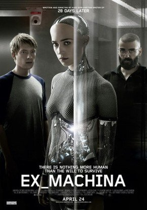 ex-machina-poster O superestimado Ex Machina vence o BIFA 2016