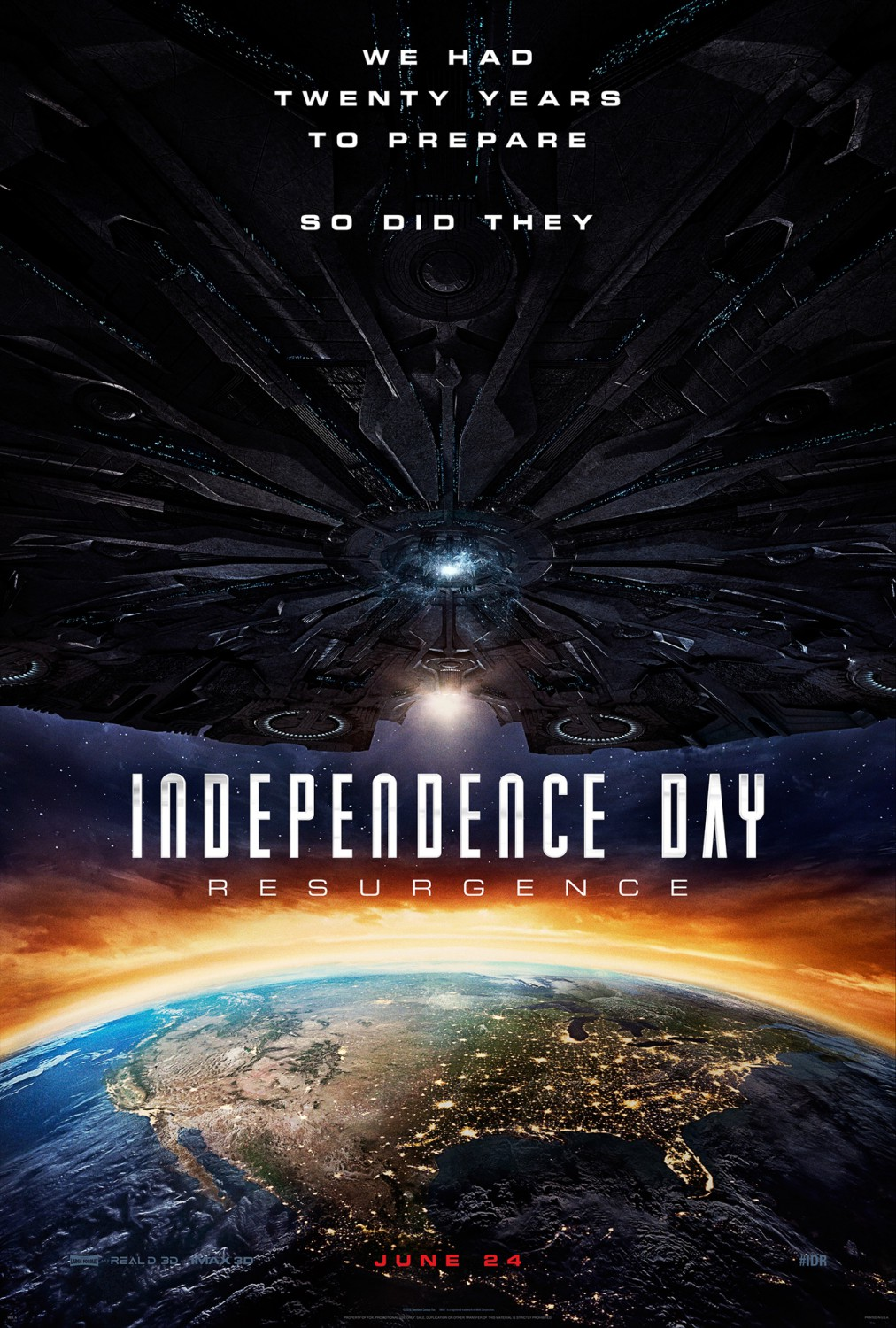 independence_cartaz Crítica: Independence Day : O Ressurgimento (Independence Day: Resurgence)