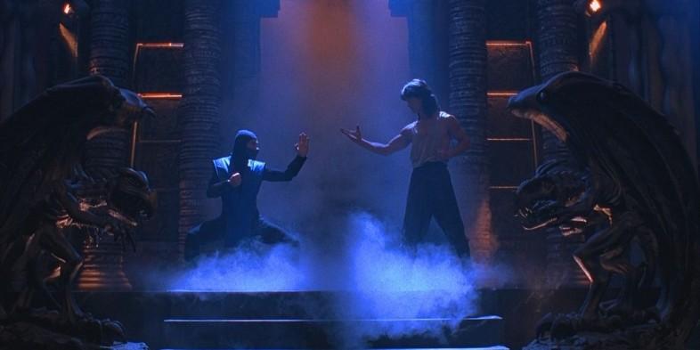 mortal-kombat-liu-kang-sub-zero Resenha do primeiro disco da minha vida: Mortal Kombat Soundtrack