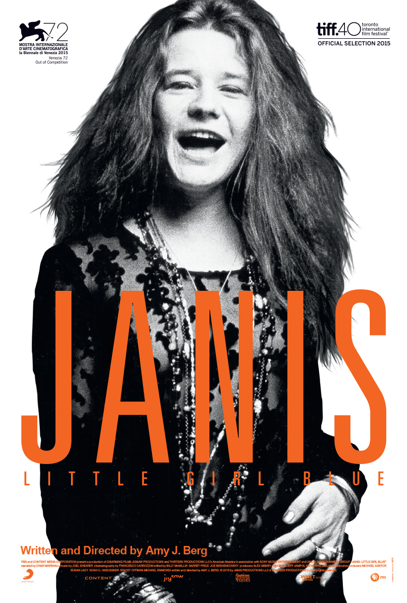 Janis_cartaz Crítica: Janis - Little Girl Blue