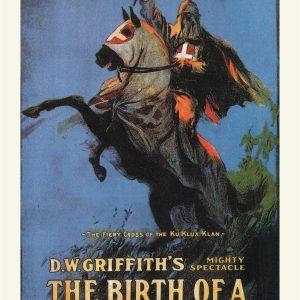 NascimentoUmaNacaoCartaz-300x300 Análise: O primeiro grande clássico do cinema
