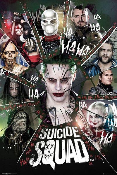ES_cartaz Crítica: Esquadrão Suicida (Suicide Squad)