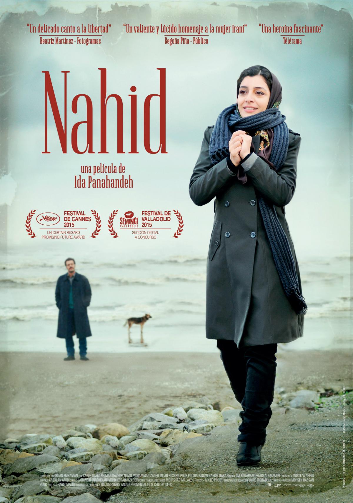 Nhid-cartaz Crítica: Nahid - Amor e Liberdade
