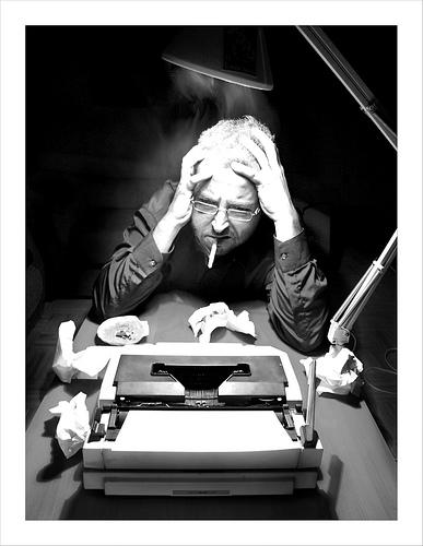 escritor_frustrado Especial: Os 5 Possíveis Caminhos do Escritor Brasileiro
