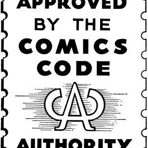 Selo-300x300 Censura nas HQs: o Código dos Quadrinhos