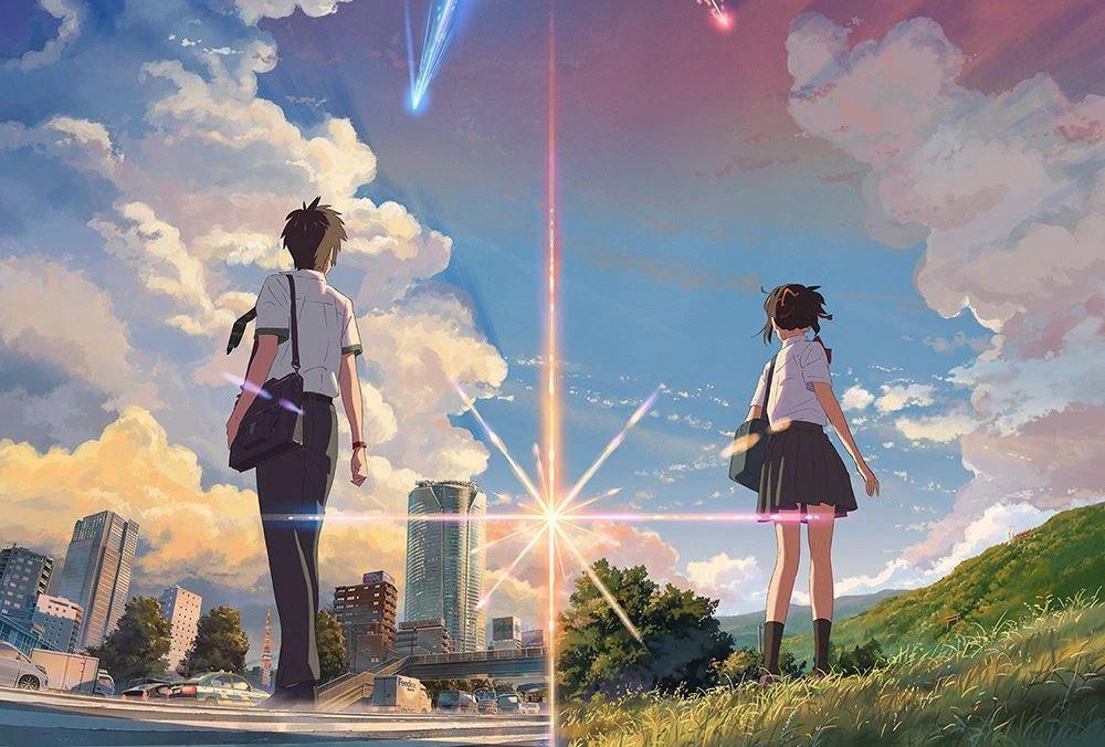 """kimi-no-na-wa. De """"Tooi Sekai"""" a """"Kimi no Na wa"""": o mundo de Makoto Shinkai - Parte 2"""