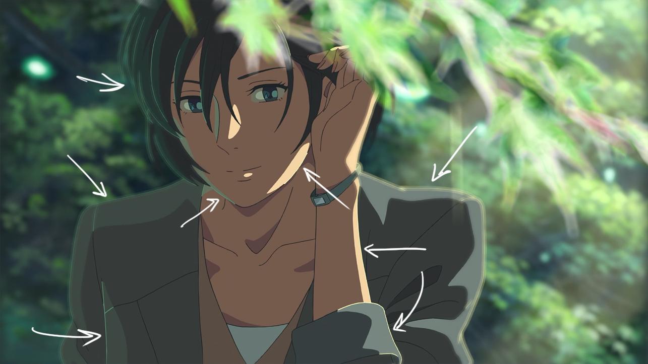 """makoto_shinkai_g De """"Tooi Sekai"""" a """"Kimi no Na wa"""": o mundo de Makoto Shinkai - Parte 2"""