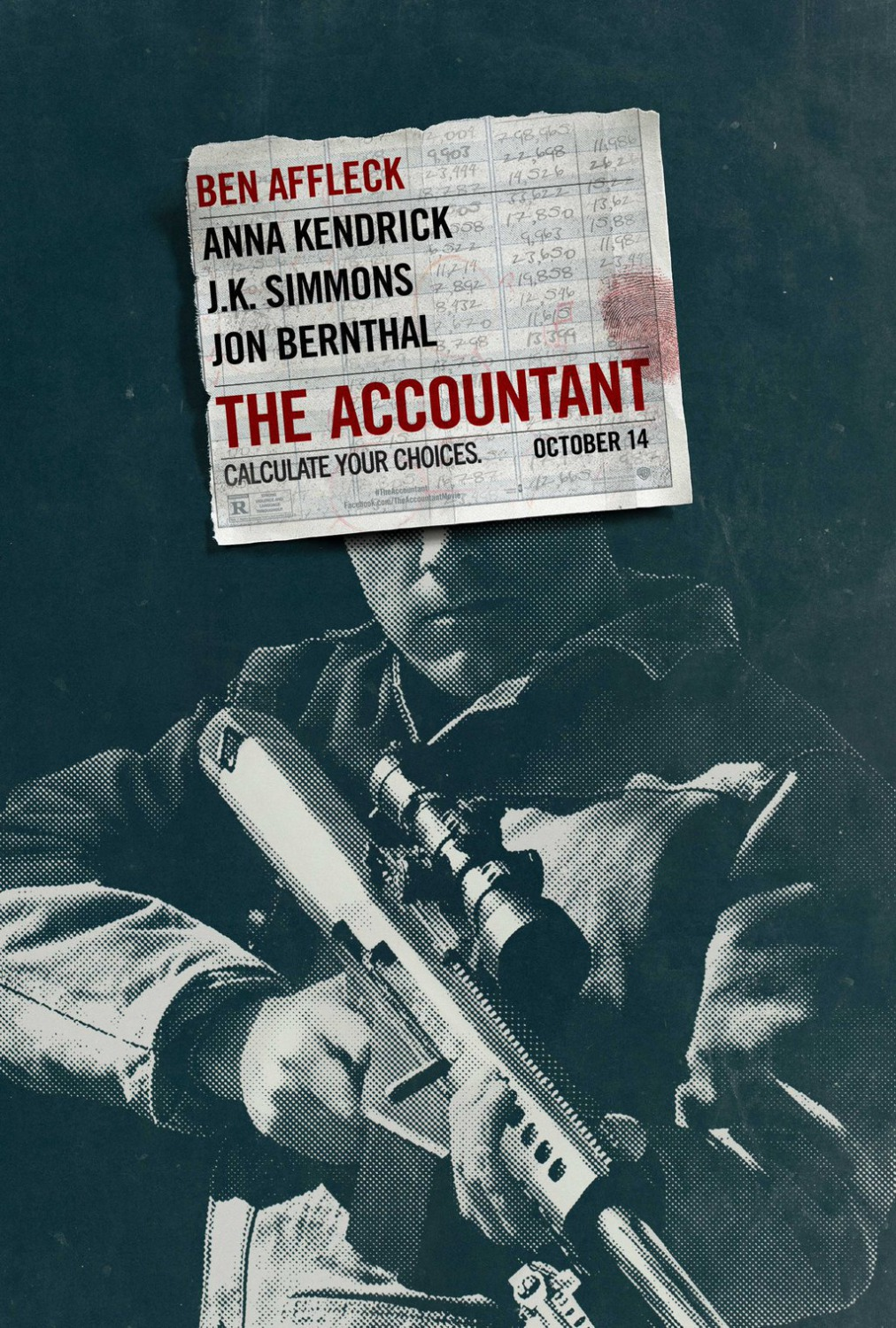 ocontador_cartaz Crítica: O Contador (The Accountant)