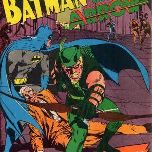 Brave_and_the_Bold_Vol_1_85-300x300 Arqueiro Verde: 75 anos de Histórias em Quadrinhos